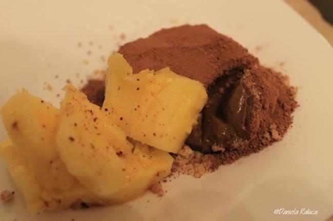 Crema de ciocolata din avocado si cacao