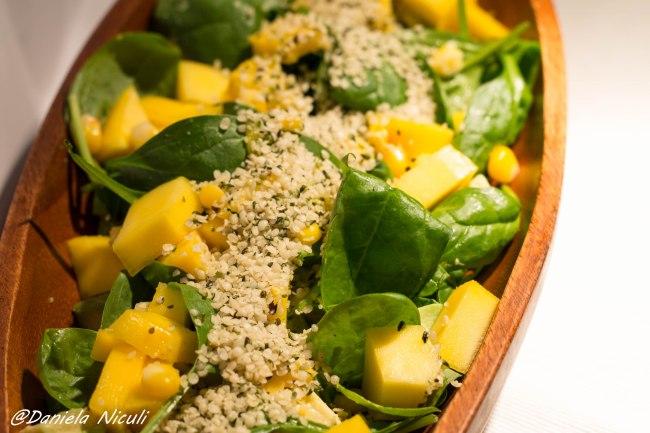 mango si seminte de canepa